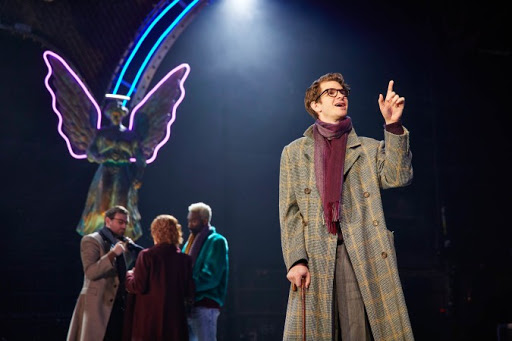 More Life- Angels in America on Broadway