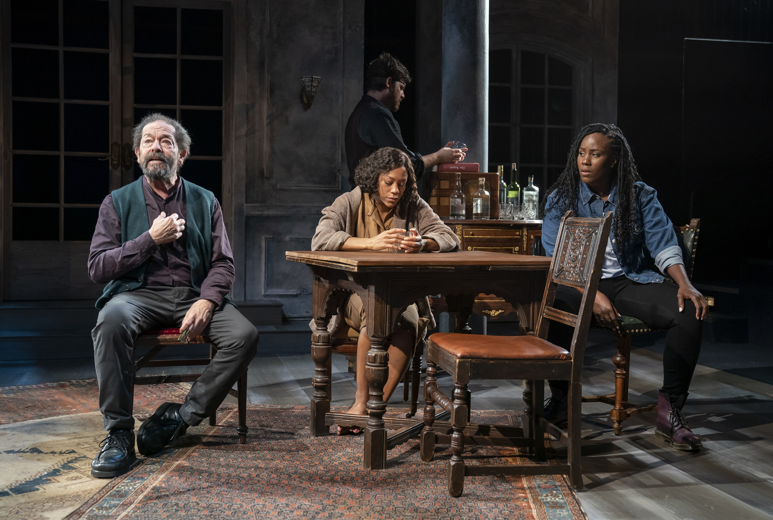 A Bright Room Called DayWritten by Tony Kushner Directed by Oskar Eustis